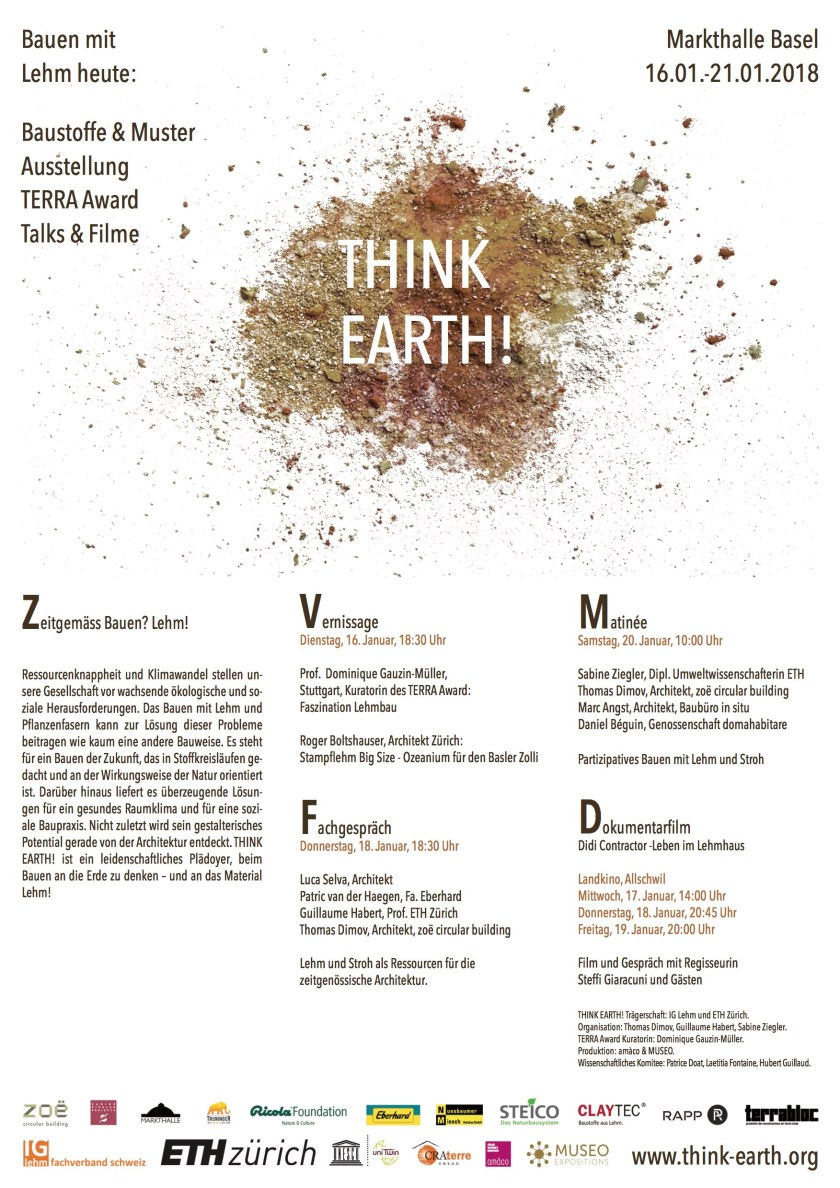 171218_Plakat Think Earth