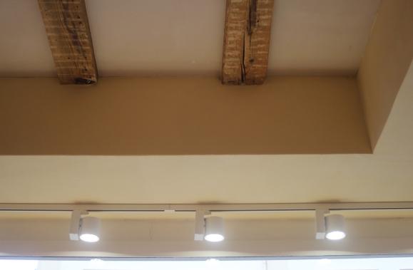 Unterzug-Decke-Beleuchtung